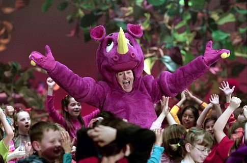 Publicity Photo from Death to Smoochy